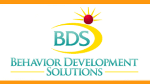 Thumbnail for entry PAID SPONSOR: Behavior Development Solutions (BDS)