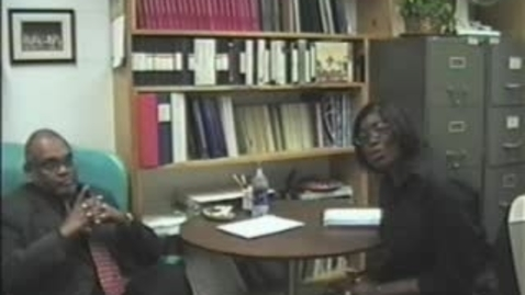 Thumbnail for entry Oral history interview with Mel Thomas recorded 2002 Nov. 1