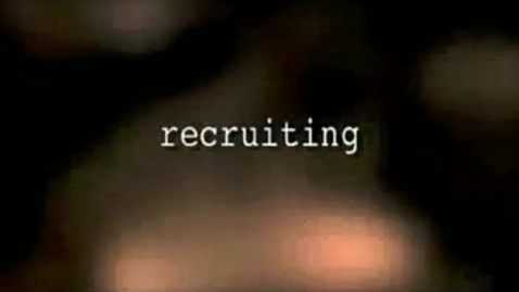 Thumbnail for entry Recruiting trailer