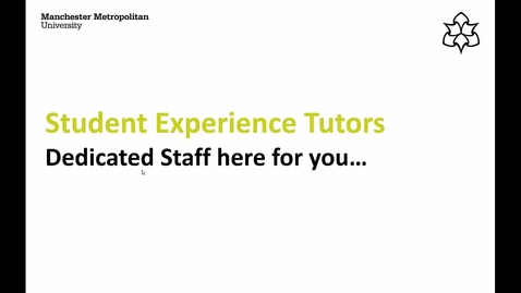 Thumbnail for entry MLS_Student_Experience _Tutors