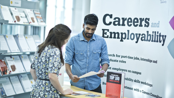 Thumbnail for channel Careers and Employability
