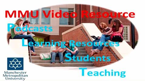 Thumbnail for entry 5 ways in which to use MMU Video Resource