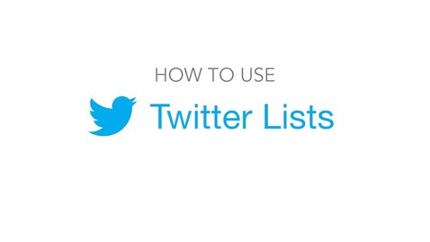 Thumbnail for entry How To Use Twitter Lists For Journalism