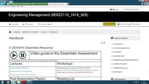 Thumbnail for entry Eng Mgt Essentials Revision