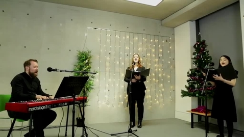 Thumbnail for entry Carols for Christmas - The First Nowell