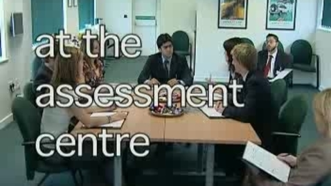 At the assessment centre - 10-minute guide (10/10) - mmutube
