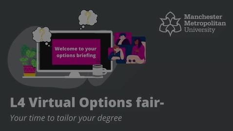 Thumbnail for entry PP virtual options fair L4 Briefing