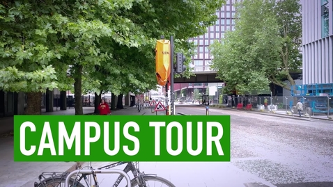 Thumbnail for entry Campus Walkthrough