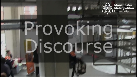 Thumbnail for entry 10th Annual PGR Conference Provoking Discourse
