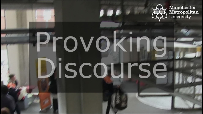 10th Annual PGR Conference Provoking Discourse