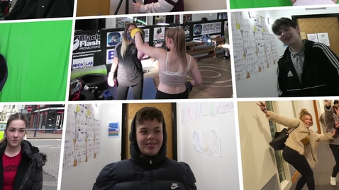 Thumbnail for entry Over to you: young people's experiences of working with the Manchester Centre for Youth Studies