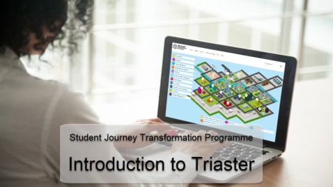 Thumbnail for entry Introduction to Triaster