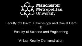 Thumbnail for entry VR Sim Lab demo