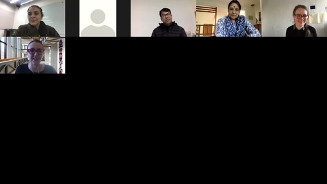 Thumbnail for entry Jaya Jaitley Talk for C&I unit 12 Jan 2021