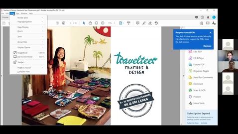 Thumbnail for entry travelteer