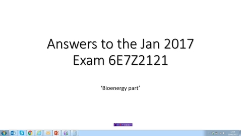 Thumbnail for entry Bioenergy Answers
