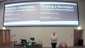 Thumbnail for entry Industry 4.0 In Action - Shaping the revolution - Bosh