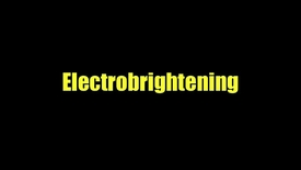 Thumbnail for entry Electrobrightening