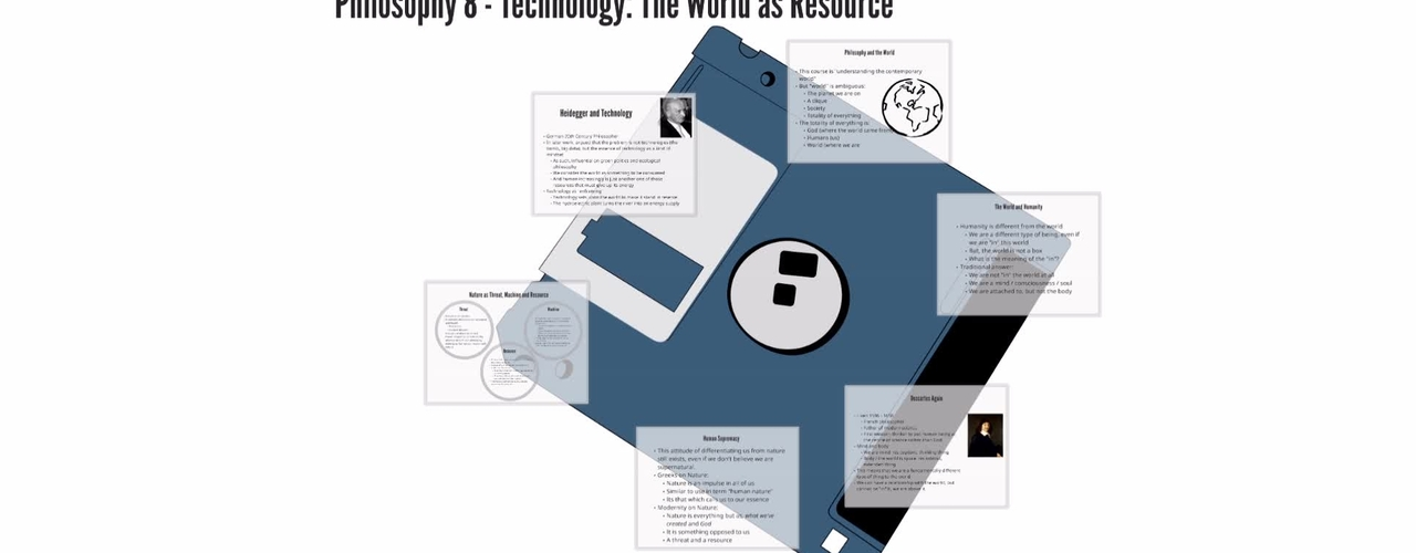 UCW8 - Technology: The World as Resource