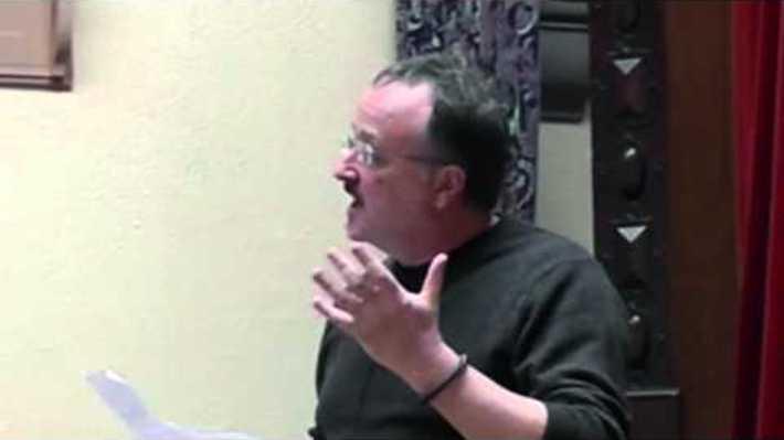 Invisible College public talk - Tim Edensor, 23.3.2012