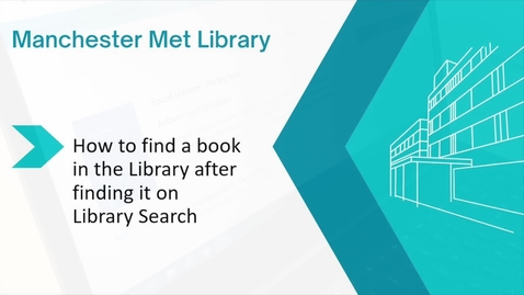 Thumbnail for entry How to find a book in the Library after finding it on Library Search