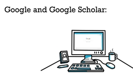 Thumbnail for entry Google and Google Scholar: when should you use them?