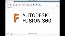 Thumbnail for entry Fusion 360 Demo - Watch case body