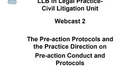 Thumbnail for entry new2017 civ lit protocols student version
