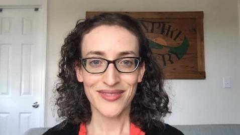 Thumbnail for entry Meet Rebecca Mendelson, Librarian for Japanese Studies and Korean Studies