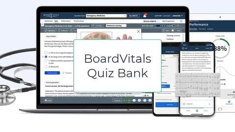 Thumbnail for entry BoardVitals - Quiz Bank