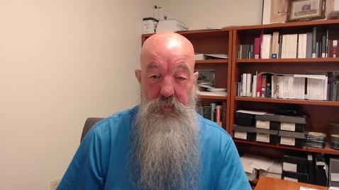 Thumbnail for entry Meet Bruce Nielsen, Librarian for the Jewish Studies Program