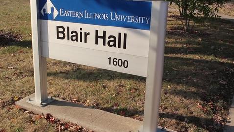Thumbnail for entry Blair Hall Fall 2013