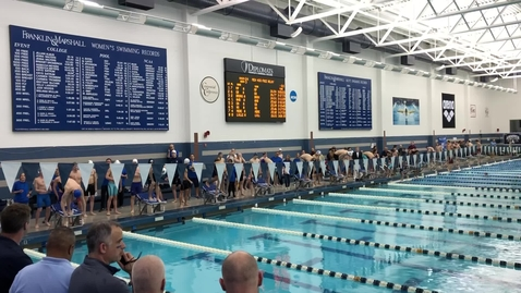Thumbnail for entry BV Swimming 400 Free Relay