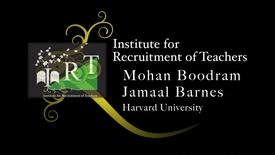 Thumbnail for entry Mohan & Jamaal - Harvard University