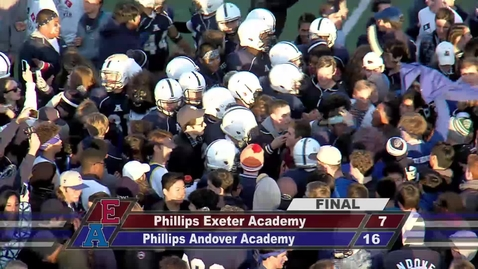 Andover Vs Exeter Post-Game