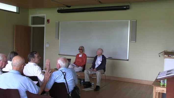 Andover Class of 1948 Panel Discussion and Memorial Service