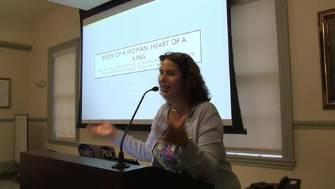 Thumbnail for entry Kaitlin Kan Brace Presentation