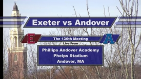 Thumbnail for entry Andover vs Exeter Pre-Game