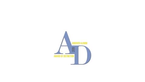 Thumbnail for entry ASM 2019 10-25 Alumni Award of Distinction