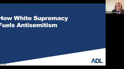 Thumbnail for entry JSU: White Supremacy and Anti-Semitism