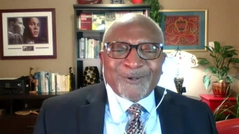 Thumbnail for entry Climate Cafe with Dr. Robert Bullard