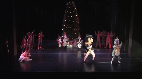 Thumbnail for entry The Nutcracker 2016 Saturday Afternoon