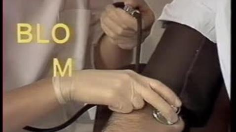Thumbnail for entry bloeddruk meten