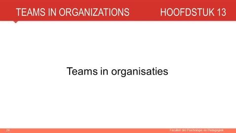 Thumbnail for entry Hoofdstuk 13: Teams