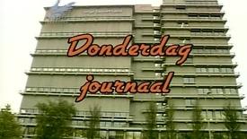 Thumbnail for entry Wetenschaps- en techniekweek 1998. Donderdag journaal
