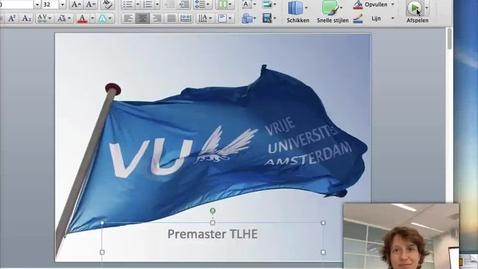 Thumbnail for entry Introductie Academische Vaardigheden premaster TLHE def