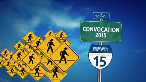 Thumbnail for entry Class of 2019 Convocation 8-28-2015
