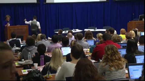 Thumbnail for entry 2014 07 Lunch Keynote- Robert Hernandez