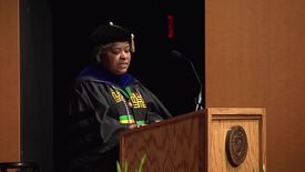 Thumbnail for entry College Ceremony Keynote Address - May 2017 Nursing