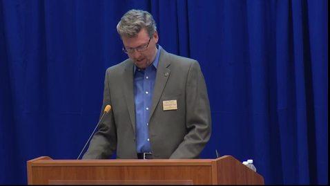 Thumbnail for entry 2014 02 Bob Steele Award Presentation